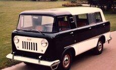 Septiņi 'Jeep' modeļi, par kuru eksistenci visdrīzāk pat nenojauti