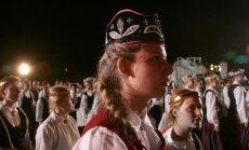 Dziesmu un deju svētku procesa nodrošināšanai piešķir 87 tūkstošus