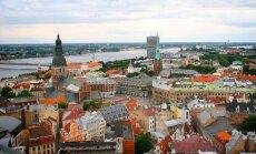 Из-за аварии на водопроводе в центре Риги наблюдаются перебои в водоснабжении