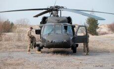 'Lockheed Martin' pārpērk 'Black Hawk' helikopteru ražotāju 'Sikorsky Aircraft'