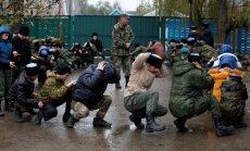 Putinu kritizējušie Kubaņas kazaki saņēmuši baznīcas sodu – epitīmiju