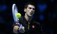 Džokovičs kā pirmais tenisists sezonas laikā nopelna vairāk par 20 miljoniem dolāru
