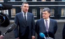 Ukrainas prezidenta vēlēšanas: Uzziņa - Porošenko, Timošenko un pārējie kandidāti