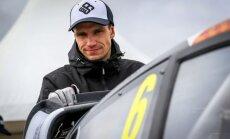Baumanis ar veiksmīgu sniegumu pēdējā kvalifikācijas braucienā iekļūst rallijkrosa PČ posma pusfinālā