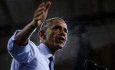 Obama: Krievijas nostāja pret Ukrainu kļūst 'arvien agresīvāka'