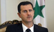 """Асад надеется, что Трамп станет """"естественным союзником"""" Сирии"""