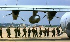 Okinavas gubernators aicina apturēt ASV bāzes būvniecību Japānā