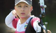 Loka šāvēja Melle apstājas paralimpisko spēļu ceturtdaļfinālā
