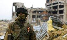 Nepilnu divu mēnešu laikā Donbasā nogalināts 21 Ukrainas karavīrs