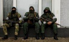 Doņeckas kaujinieku specvienība triecienā ieņēmusi Luhanskas prokuratūru