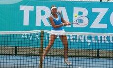 Latvijas tenisistēm otrā vieta Eiropas kausa izcīņā jauniešiem