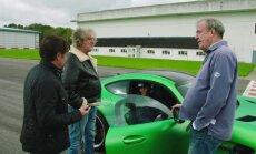 Video: Klārksons izbrāķē Marku Vēberu kā testa pilotu savam raidījumam