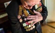 Krimas veterāns: mums ir ļoti paveicies, vara mūs ciena