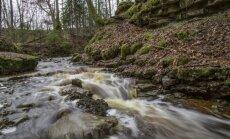 Foto: Apslēptais Latvijas dabas dārgums – neparastās Kalamecu-Markuzu gravas