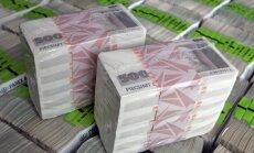 Latvijas IKP pirmajā ceturksnī palielinājies par 1,6%