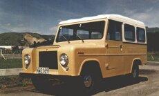 'Škoda' pirmais apvidus auto 'Trekka' svin 50 gadu jubileju