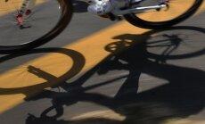Par velobrauciena 'Vuelta Espana' 13.posma uzvarētāju kļūst jaunais franču sportists Bargo