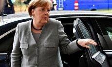 Меркель не видит необходимости в новых выборах в бундестаг
