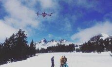 Latvijā uzsākta jaunā 'AirDog' drona tirdzniecība