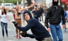В регионах Латвии создают спецотряды для подавления беспорядков: обещают повышенную зарплату