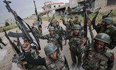 ASV likumdevēji aicina Obamu gūt Kongresa atbalstu uzbrukumam Sīrijai