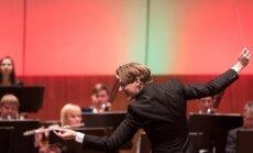 Foto: Latvijas Nacionālā simfoniskā orķestra dzirkstošie Vecgada koncerti