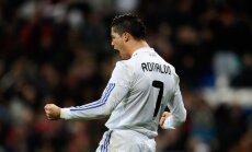 Arī Madrides 'Real' komanda fiksējusi rekordlielus ieņēmumus