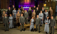 Latvijas Radio kora 75 gadu jubileju atzīmēs ar koncertiem