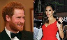 Принц Гарри и его темнокожая девушка оказались родственниками