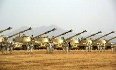Nosoda ASV un Lielbritāniju par ieroču piegādēm Saūda Arābijai