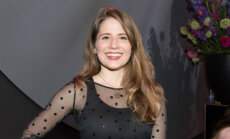 Laura Rizzotto žilbina 'Eirovīzijas' koncertā Amsterdamā