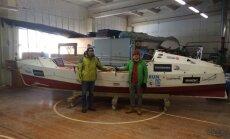 Lēnākais ceļš uz Rio spēlēm – kā latvieši gatavojas doties uz Brazīliju airu laivā