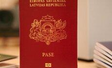 Latvijas pase ir 33. 'spēcīgākā' pasaulē, secināts pētījumā