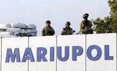 Mariupole: kaujinieku stratēģiskais un simboliskais mērķis
