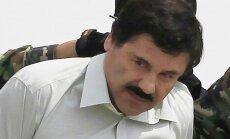Meksikā notverts narkobarons Gusmans
