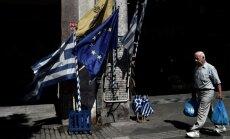 Grieķijas krīze: vienojas ar kreditoriem par nākamo trīs gadu valsts budžeta rādītājiem