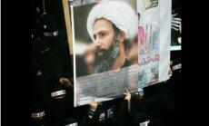 Saūda Arābijā soda ar nāvi vienu no 'arābu pavasara' aktīvistiem, pazīstamu šiītu garīdznieku