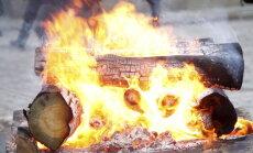 Latviešu gudrības: kā aizbaidīt ugunsnelaimi