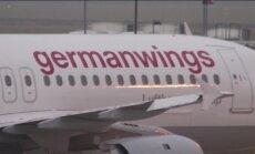 Francijas Alpos nogāzusies 'Germanwings' pasažieru lidmašīna ar 150 cilvēkiem (16:27)