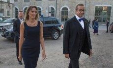 Tiek vētīta prezidenta Ilvesa līgavas Kupces pagātne