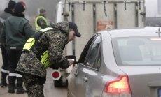 В Литву из Калининграда въехала колонна противников НАТО и друзей России