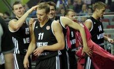 'VEF Rīga' izbraukumā uzvar 'Ņižņij Novgorod' komandu VTB līgas spēlē