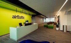 """Дочка"" латвийского банка купила здание офиса airBaltic"