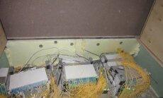 Būvvalde daudzdzīvokļu mājas dzīvoklī demontē jaudīgus serverus