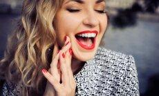 Vienkārši ieteikumi, kā iegūt baltākus zobus un žilbinošu smaidu