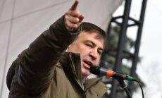 Саакашвили нашел новую работу: будет лектором в Нидерландах