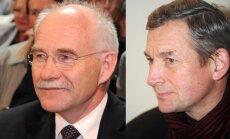 Uz LZA prezidenta amatu kandidēs fiziķis Lācis un mākslas pētnieks Spārītis