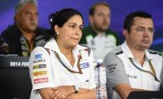 'Sauber' F-1 komandas vadītāja aicina FIA glābt 'mazās komandas'