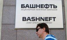 Krievija aptur vērienīgo 'Bašņeftj' pārdošanas projektu