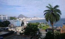 Lēnākais ceļš uz Brazīliju ir pieveikts – latviešu ceļotāji ar airu laivu sasnieguši Rio